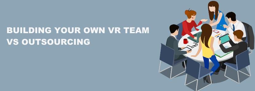 Virtual Reality development outsourcing