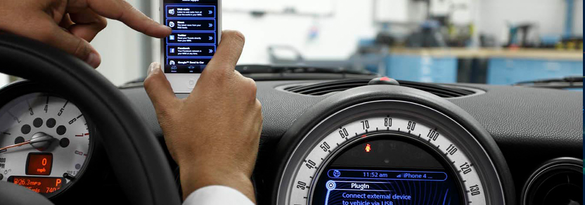 How to develop connected car applications