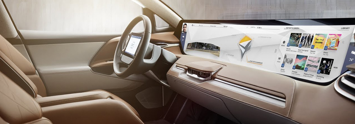 Top Connected Car Technology Companies
