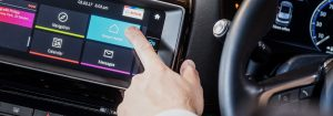 Connected car and smart home