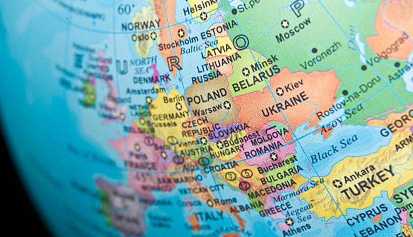 Eastern Europe - top outsourcing destinations