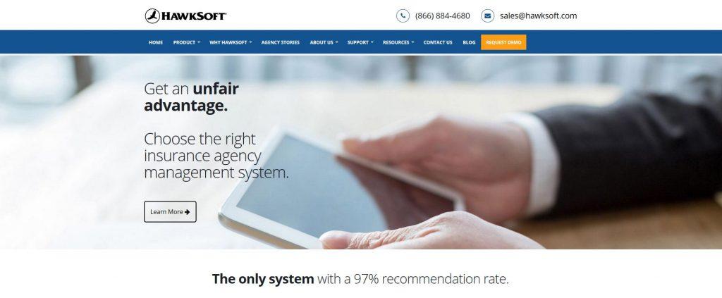 Insurance companies - HawkSoft
